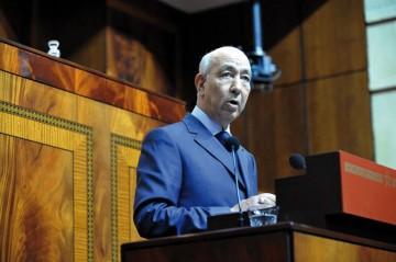 Driss Jettou, Président de la Cour des Comptes.