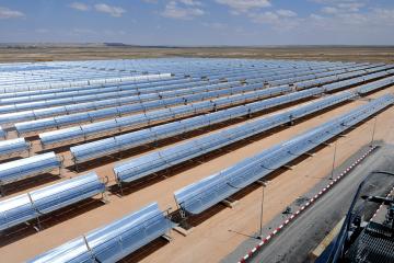 Le plan solaire marocain devrait attirer des investisseurs chinois du secteur.