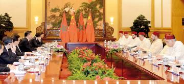 SM-le-Roi-President-de-Chine-Entretiens-G