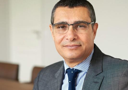 Said Ibrahimi , Directeur Général de CFC
