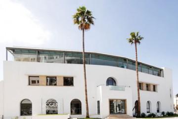 Siège de la CGEM à Casablanca.