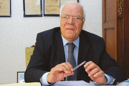 Hassan Sentissi, Président de l'ASMEX