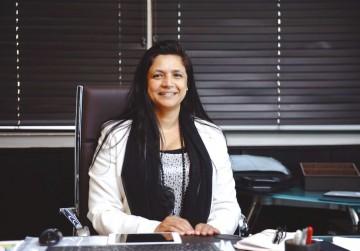 Zahra Maafiri, directrice générale de Maroc Export