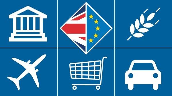 brexit sectors