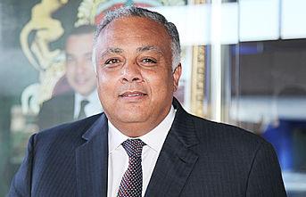 Ihab Jamaleddine, l'Ambassadeur d'Egypte à Rabat