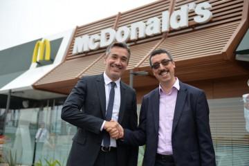 Les deux nouveaux restaurants sont le fruit d'une convention entre McDonald's Maroc et les Autoroutes du Maroc.