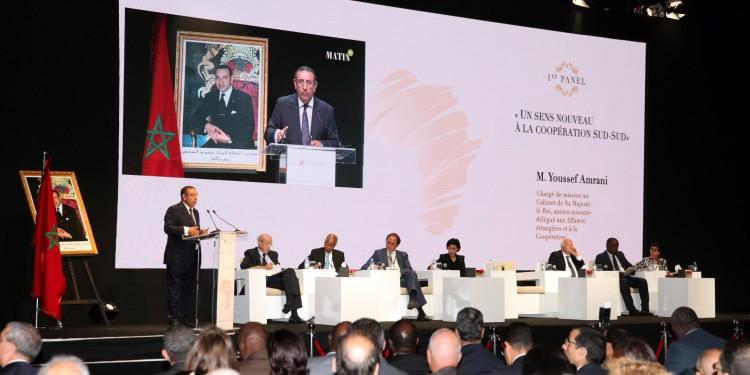 """Conférence internationale à Casablanca sur """"La Vision du Roi Mohammed VI pour le co-développement"""""""