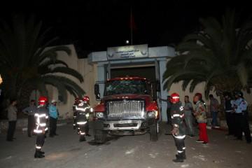 Mutinerie dans le centre de rééducation pour jeunes de Ain Sbaâ : 5 blessés et des dégâts matériels mais l'ordre a été rétablis