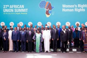 Union africaine Kigali