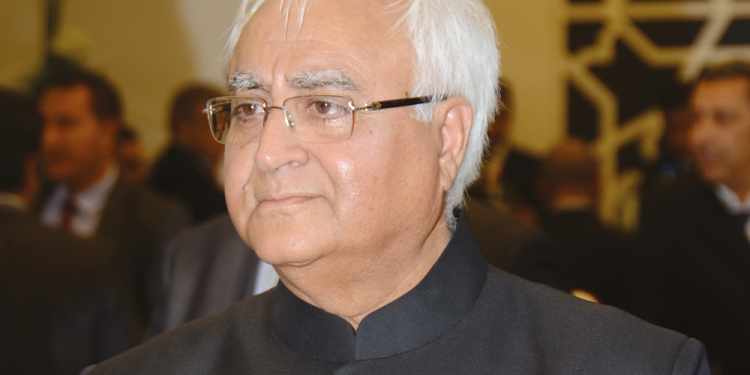 Colin Nebhwani, Président de la Chambre de commerce Maroco-indienne