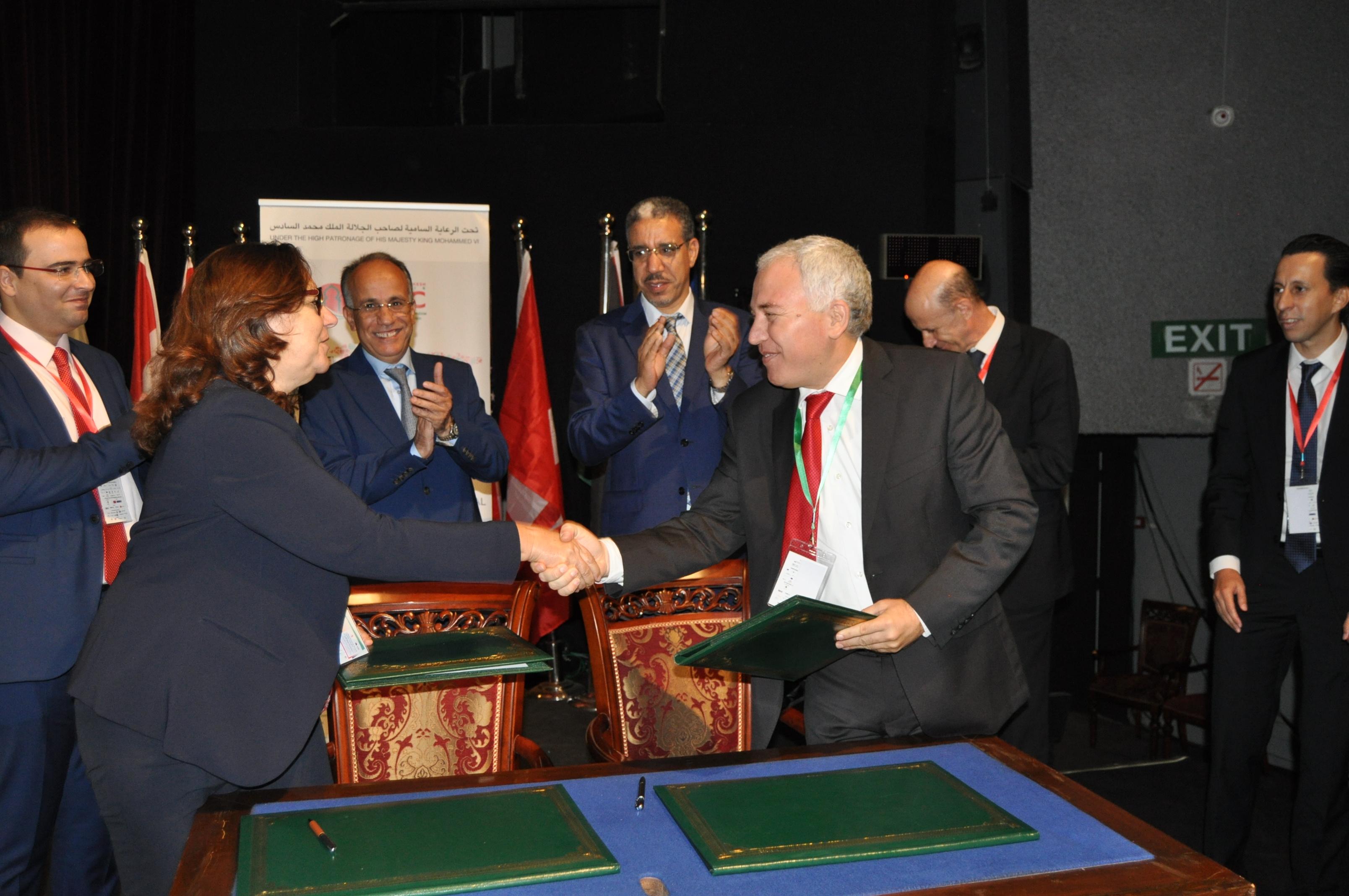 E certificats barid al maghrib s allie portnet for Portnet maroc