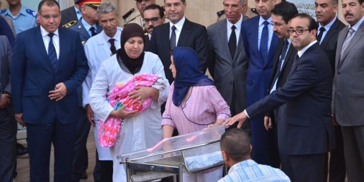 Casablanca : Le bébé kidnappé retrouve les bras de ses parents