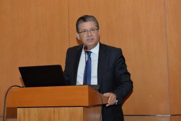M. Ali Harraj, PDG de Wafa Assurance