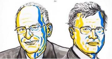 Oliver Hart et Bengt Holmström, nouveaux lauréats du Nobel d'économie.