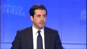 Yasser Zenagui, Président du fonds souverain marocain Ithmar Al Mawarid.