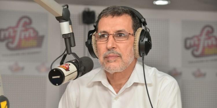 Dr Saâdeddine El Othmani, président du Conseil national du PJD