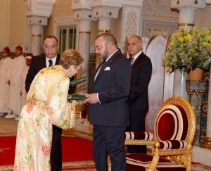 SM le Roi nomme de nouveaux ambassadeurs dans les missions diplomatiques du Royaume et à l'Administration centrale du MAEC