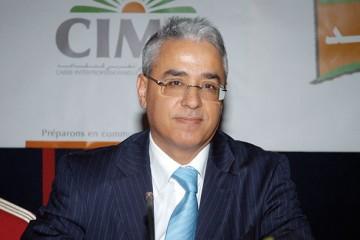 Khalid Cheddadi, PDG de la CIMR
