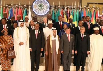 sommet afrique arabe