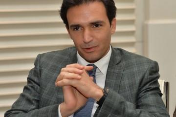 Mehdi TAZI, entrepreneur, Co-fondateur d'Outsourcia  ancien président de Saham Assurances.