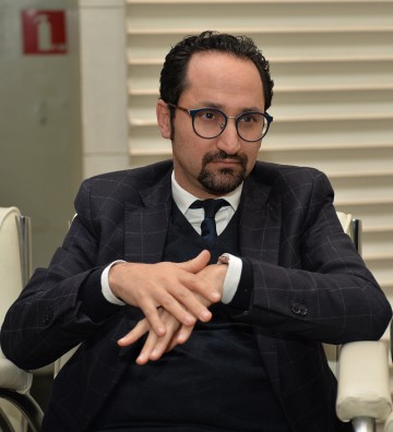 Mohamed Ben Ouda , DG de la SNTL