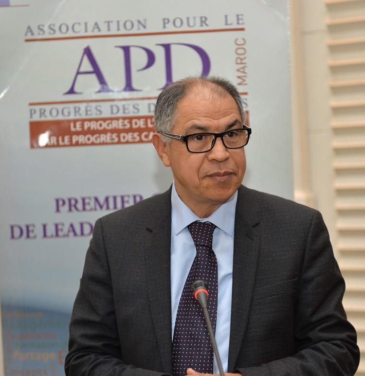 Driss GUERRAOUI  , Professeur universitaire ,  Secrétaire Général du Conseil Économique, Social et Environnemental du Royaume .