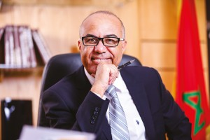 Abdellatif Miraoui, Président de l'Université Cadi Ayyad et de l'AUF