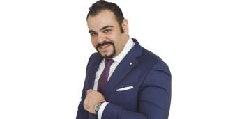 Anas Allouch, Directeur de la communication de l'ONT de Dubaï