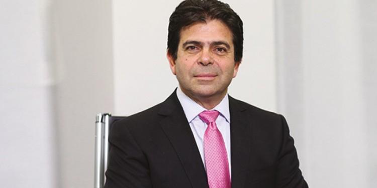 Baldoméro Valverde, Président du Directoire du Crédit du Maroc.