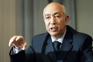 Driss Jetou, premier président de la Cour des Comptes