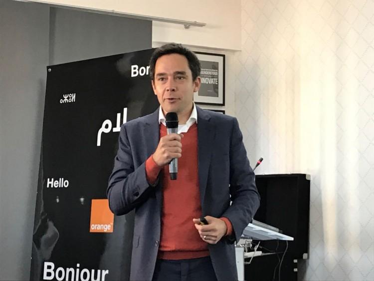 Alain Groleau, Directeur marketing chez Orange Maroc
