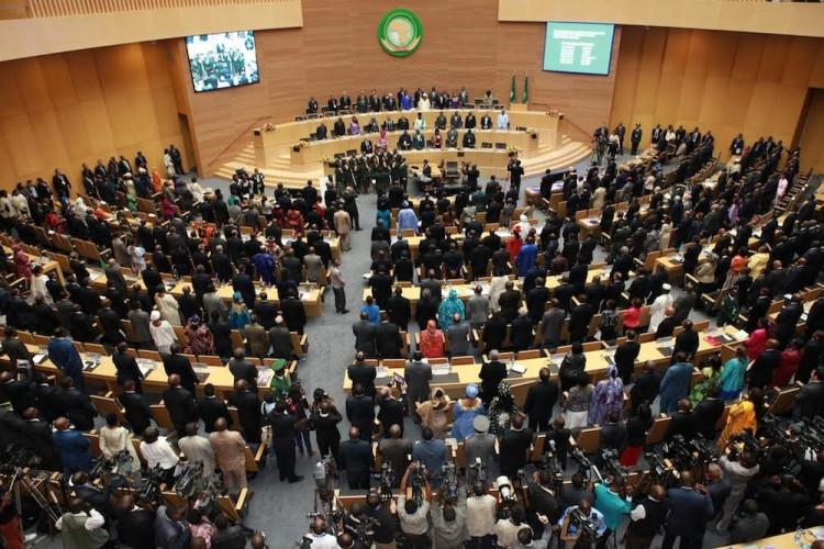28ème sommet des chefs d'Etat et de gouvernement de l'Union africaine