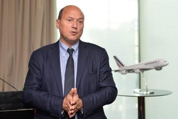 Directeur général de la compagnie pour l'Afrique du Nord et le Sahel