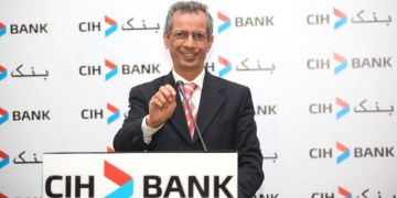 Ahmed Rahhou, PDG de CIH Bank