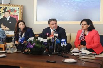 Aziz Akhannouch, ministre de l'Agriculture et de la Pêche Maritime.