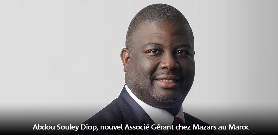 Un nouvel Associé Gérant chez Mazars au Maroc