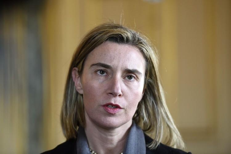 Federica Mogherini, Haute Représentante et vice-présidente de la Commission européenne.