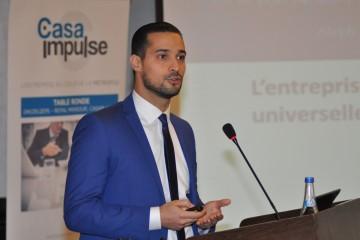 Hatim Benjelloun, directeur associé de Radius