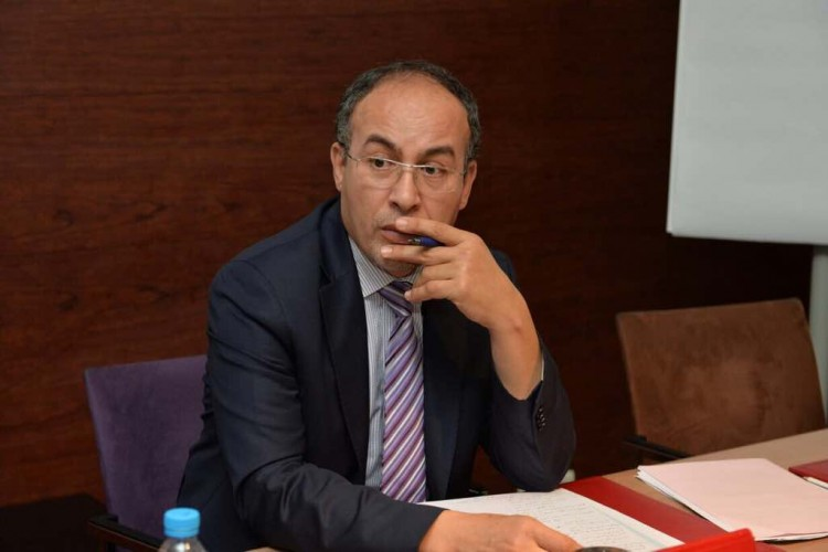 Me Messaoud Leghlimi, avocat