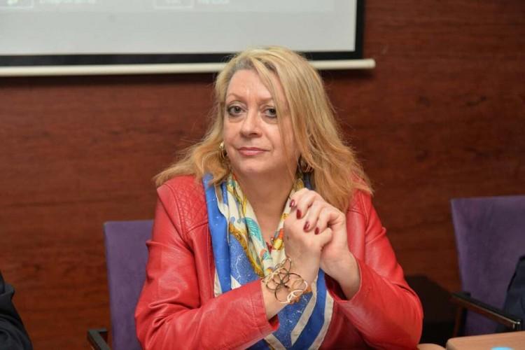 Me Viviane Sonier, avocate au Barreau de l'Ardèche