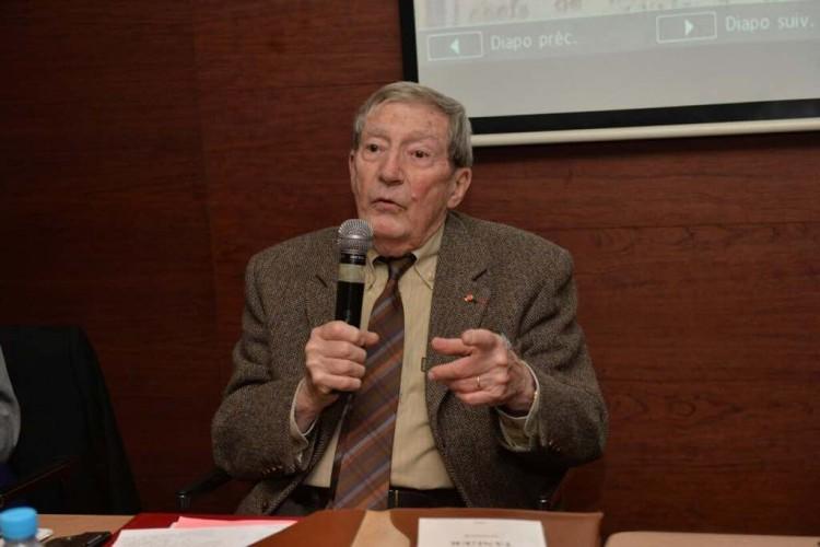 Pr Michel Rousset, juriste