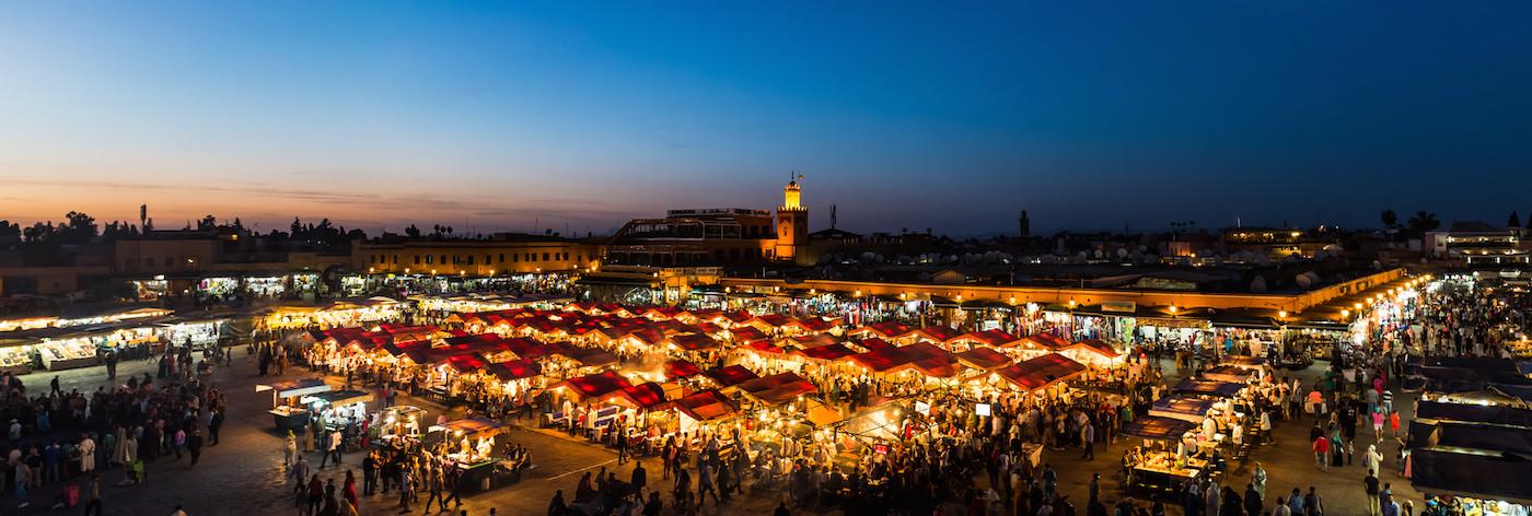 4 villes marocaines dans le top 10 africain. Black Bedroom Furniture Sets. Home Design Ideas