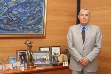 Mohamed El Kettani, président directeur général du groupe Attijariwafa bank