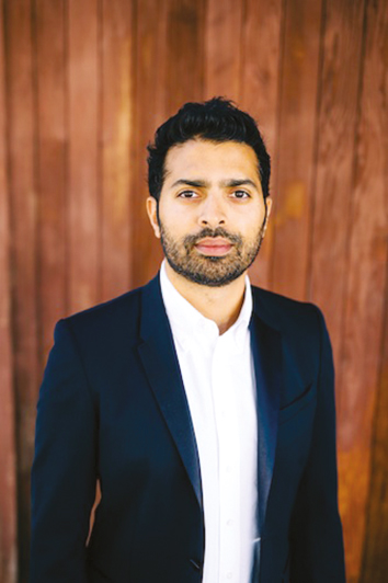 Musa Tariq, vice-président en charge de la notoriété de Ford.
