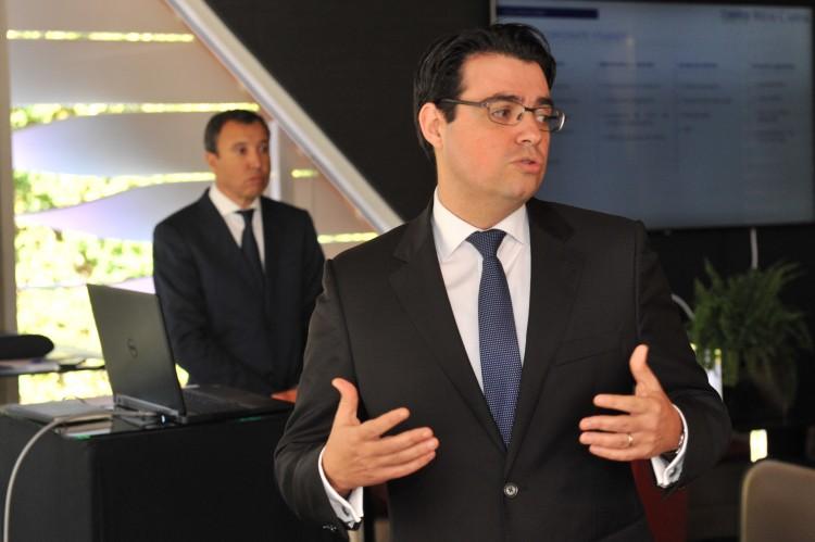 Tarik Britel, Partner Corporate Finance chez Atlas Capital.