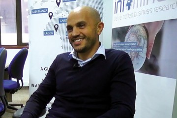 Hamza Laraichi , Managing Director d'Infomineo Maroc