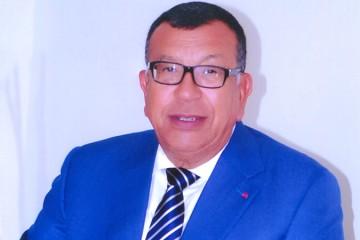 Kamal Lahlou, Président de la Fédération  Marocaine des Médias (FMM).