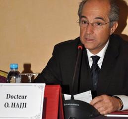 Dr. Omar Hajji, oncologue médical