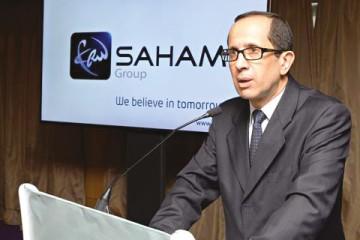Saâd Bendidi, directeur général délégué de Saham Group