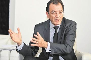 Mohamed Sbihi, ministre de la Culture.